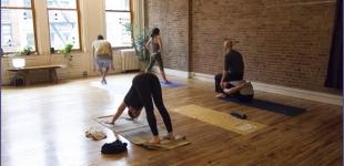 Mysore Practice at Ashtanga Yoga Sadhana